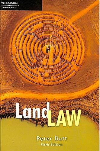 9780455221021: Land Law