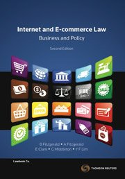Internet and E-commerce Law Business and Policy: Brian Fitzgerald