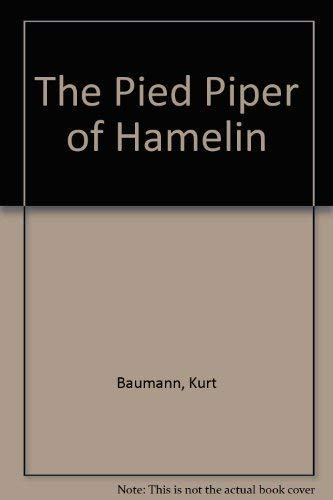 9780458938001: The Pied Piper of Hamelin