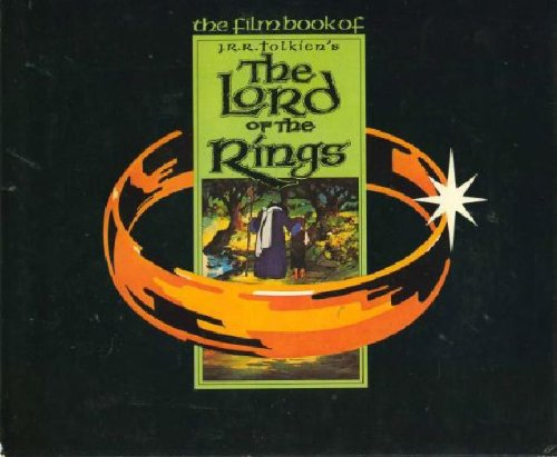 The Filmbook of J.R.R. Tolkien's The Lord: Tolkien, J. R.