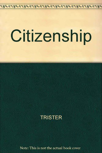 9780459254230: Citizenship