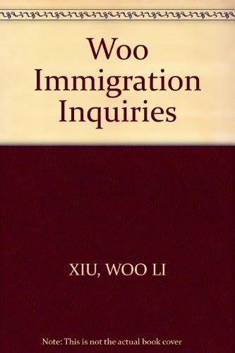 Immigration Inquiries: Woo, Li Xiu