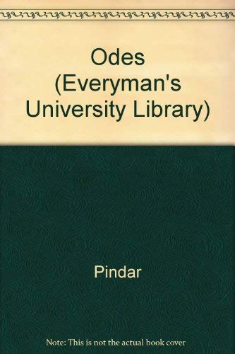 9780460000178: Odes (Everyman's University Library)