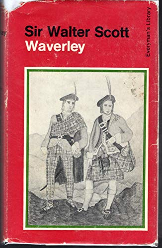 Waverley (Everyman's Library No.75): Walter Scott