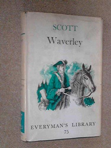9780460000758: Waverley (Everyman's Library)