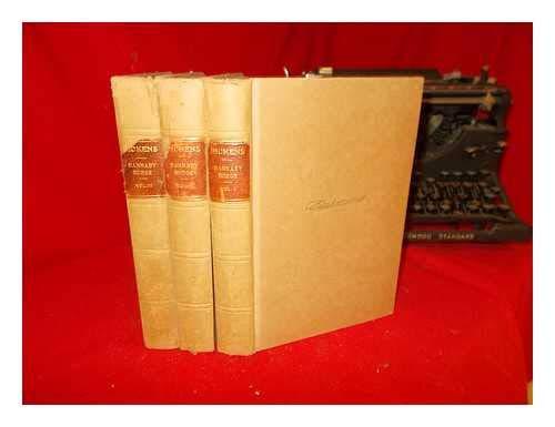 Barnaby Rudge: Dickens, Charles