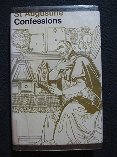 9780460002004: The Confessions of St. Augustine (Everyman's Library)