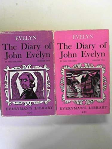 The Diary of John Evelyn.: EVELYN, John /