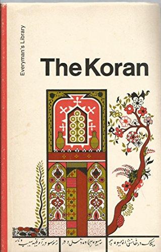 9780460003803: The Koran (Everyman's Library)