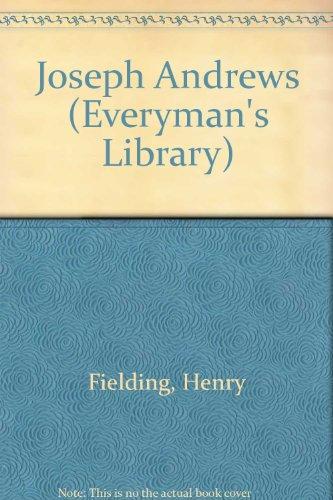 9780460004671: Joseph Andrews and Shamela (Everyman's Library)