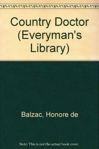 9780460005302: Country Doctor (Everyman's Library)