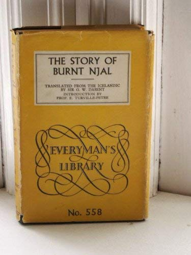 9780460005586: The Story of Burnt Njal