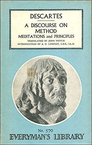 Discourse on Method (Everyman's Library): Rene Descartes