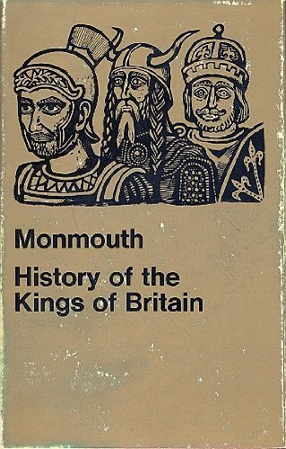 9780460005777: History of Kings of Britain (Everyman's Library)