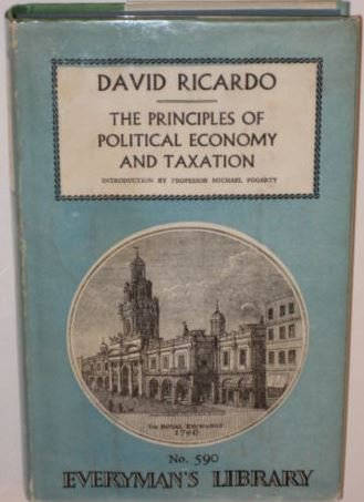 9780460005906: The Principles of Political Economy (Everyman's Library)