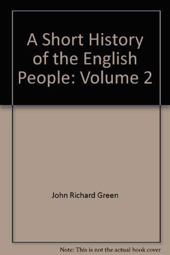 Short History of the English People (Everyman's: Green, J. R.