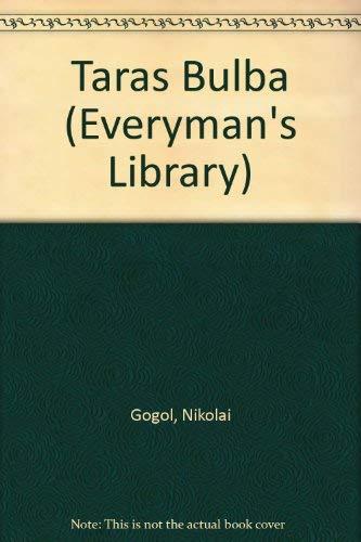 9780460007405: Taras Bulba and Other Tales (Everyman's Library)