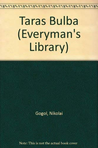 9780460007405: Taras Bulba (Everyman's Library)