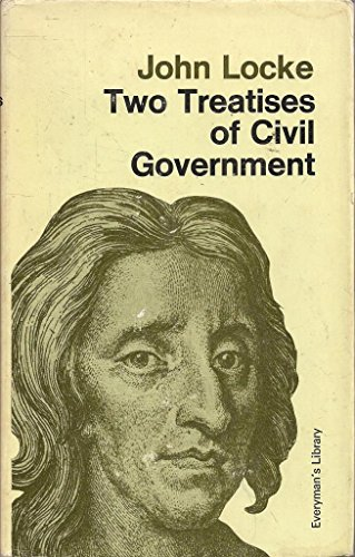 9780460007511: Two Treatises on Civil Government (Everyman's Library)