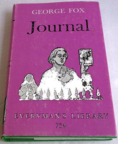 Journal (Everyman's Library): Fox, George