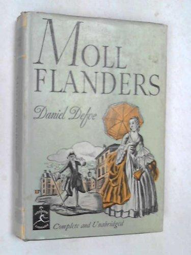 9780460008372: Moll Flanders (Everyman's Library)
