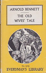 9780460009195: The Old Wives' Tale (Everyman's Library)