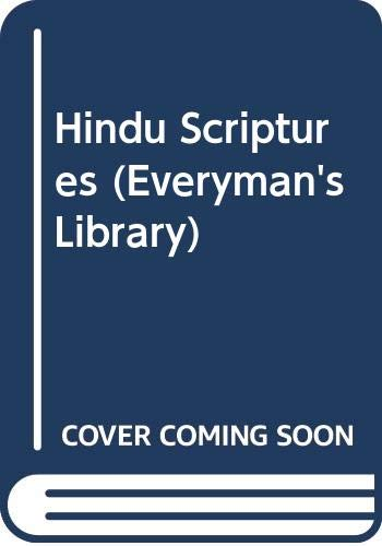 9780460009447: Hindu Scriptures (Everyman's Library)