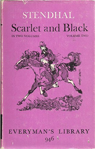 9780460009461: Scarlet and Black: v. 2 (Everyman's Library)