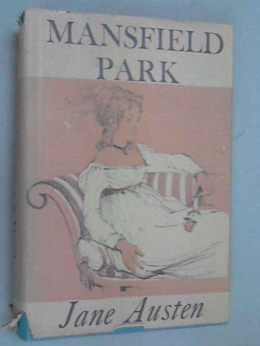 Mansfield Park: Jane Austen (Author);
