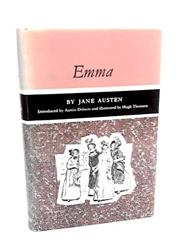 9780460010245: Emma (Everyman's Library)