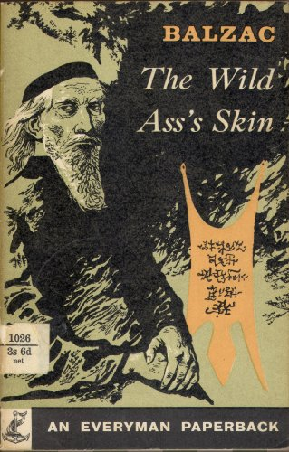 9780460010269: Wild Ass's Skin (Everyman Paperbacks)