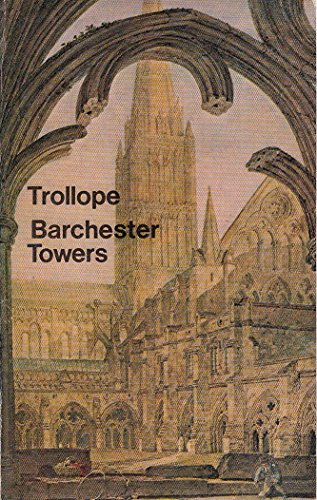 9780460010306: Barchester Towers (Everyman Paperbacks)