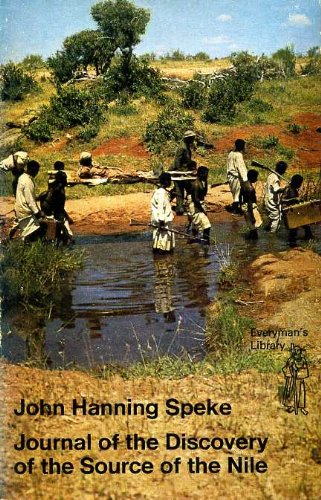 Journal of the Discovery of the Source: SPEKE John Hanning