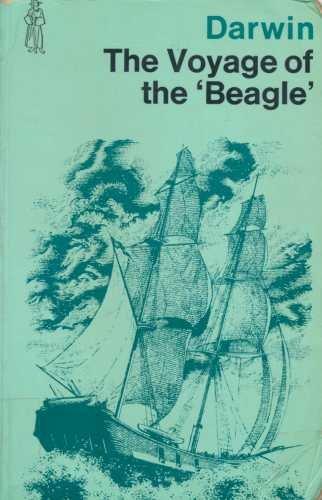 9780460011044: The Voyage of the Beagle (Everyman Paperbacks)
