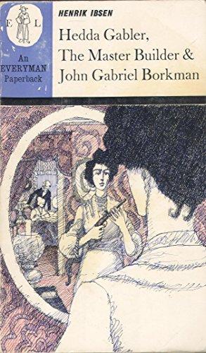 9780460011112: Hedda Gabler (Everyman Paperbacks)