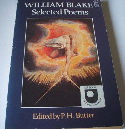 Selected Poems (Everyman Paperbacks): Blake, William
