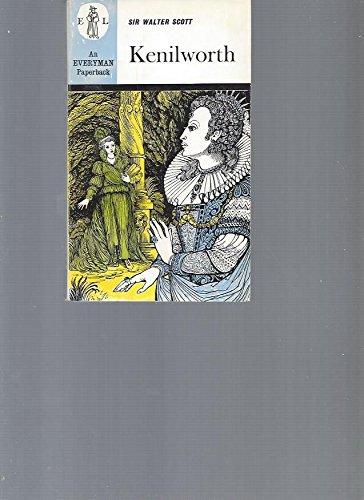 9780460011358: Kenilworth (Everyman's Library)