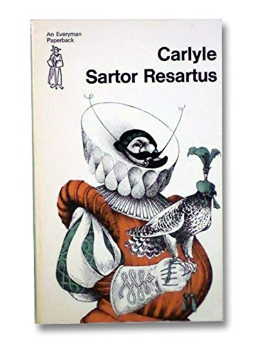9780460012782: Sartor Resartus (Everyman Paperbacks)