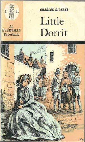 9780460012935: Little Dorrit (Everyman Paperbacks)