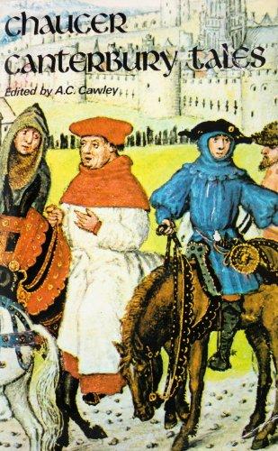 9780460013079: Canterbury Tales