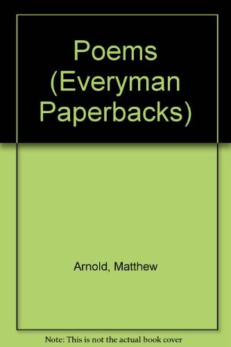 9780460013345: Poems (Everyman Paperbacks)