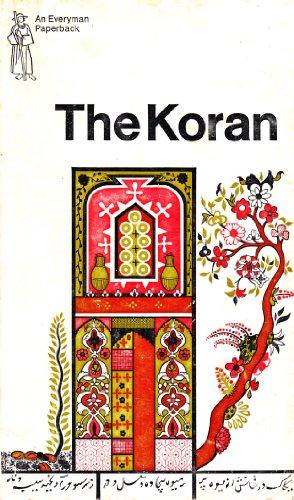 9780460013802: The Koran (Everyman Paperbacks)