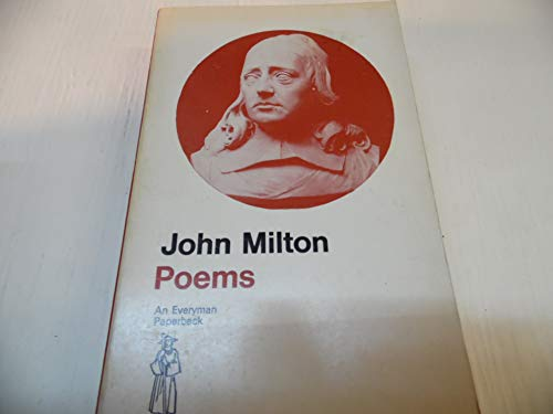 9780460013840: Milton: Poems (Everyman's Library)