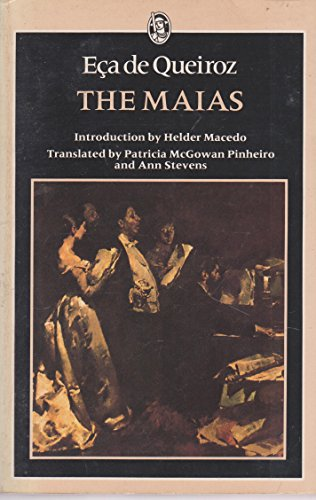 9780460014335: The Maias