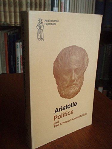 Politics (Everyman Paperbacks): Aristotle