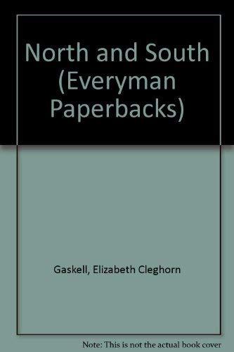 9780460016803: North and South (Everyman Paperbacks)