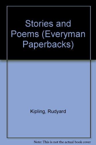 9780460016902: Stories and Poems (Everyman Paperbacks)