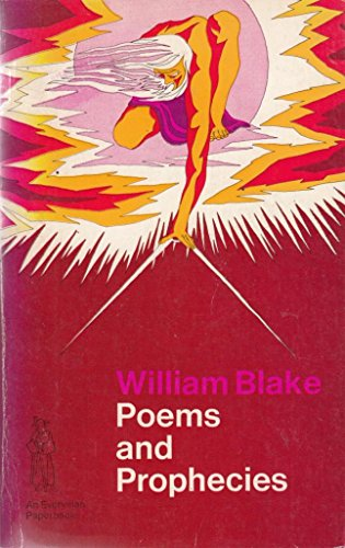 9780460017923: Poems and Prophecies