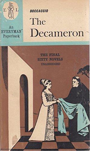 Decameron: v. 2 (Everyman Paperbacks): Boccaccio, Giovanni