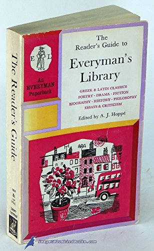 9780460018890: Reader's Guide to Everyman's Library (Everyman Paperbacks)